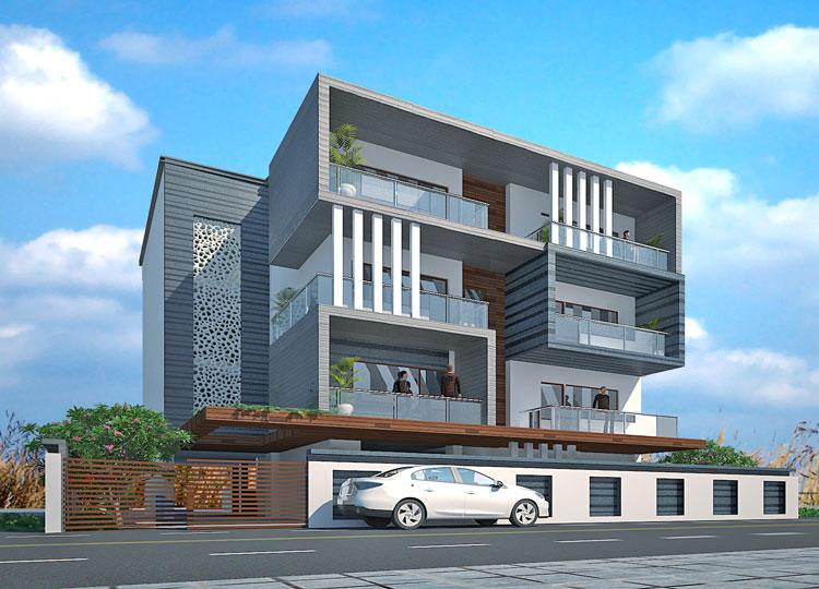 Front Elevation Tiles Jaipur : Front elevation tiles in delhi for